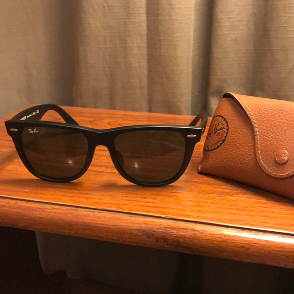 404026059e Ray Ban 54mm matte black (rb2140). M 5c737a9a3e0caaaee8a0df1a